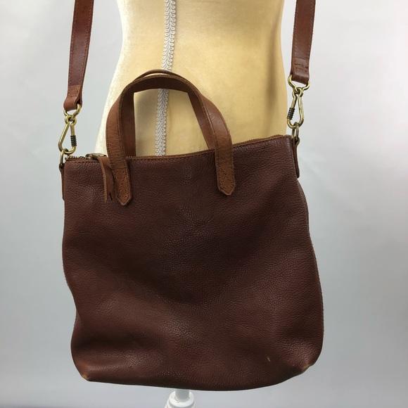 91a3df1e71f7 Madewell Handbags - Madewell Mini Transport Tote